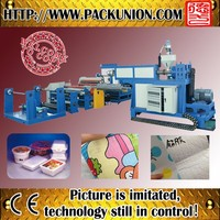 automatic uncover film paper laminator machine foot switch
