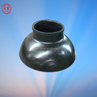 Mud pump safety suction air capsule