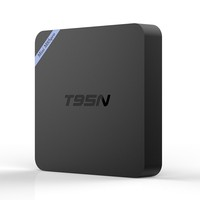 100M Ethernet t95n mini smart tv box firmware 2gb/8gb hot selling