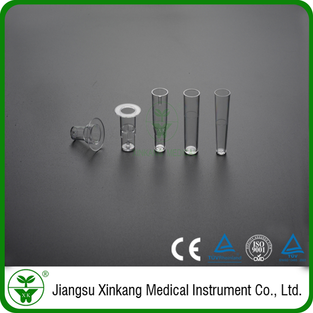 The most popular traditional disposable Cuvette for German SIGMA KC-40 Cruor Apparatus/size:S from china