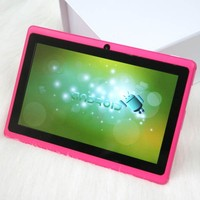 Promotion! oem cheap 7 inch tablet android 4 0 tablet android led screen/tablet phone with gps