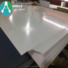 Wholesale White Rigid PVC Sheet Lampshade Cover Material