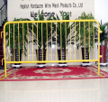 hot sale fine appearance high security crowd control barrier type A for gatherings parade and party