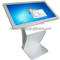 Structural disabilities TFT type digital signage Structural disabilities advertising hangling Touch Screen Kiosk