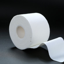 Cotton Athletic Tape medical nonwoven self-adhesive bandage