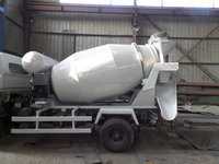 3 CBM concrete mixer china