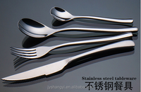 Hot Sell! 2015 New Design S/S Cutlery Set Dinnerware Wholesale