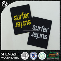 Excellent quality new arrival custom 3d soft pvc patch/woven label