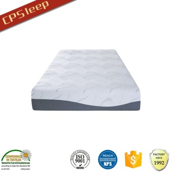 nature rest high qulity chinese made memory foam mattress in a box tencel mattress