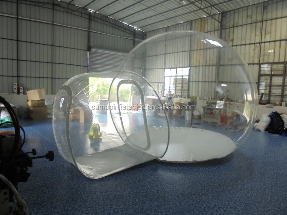 customized inflatable clear bubble tent,dome tent for rest