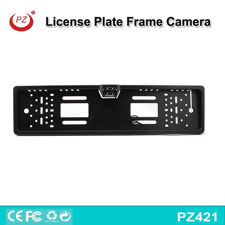 License Plate Frame Rear View Camera, License Plate Frame Rear View ...