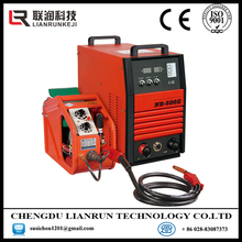 CO2 gas protection Inverter Three phase portable aluminum welder NBC-350