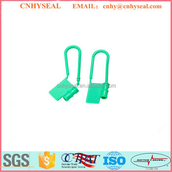 Alulock plastic seals for bags CH505