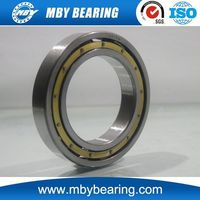 Strong load deep groove ball bearing 16028