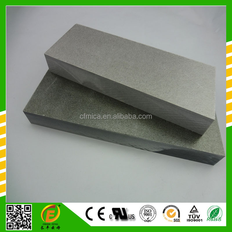 Professional manufacture sale muscovite and phlogopite mica board for heat element