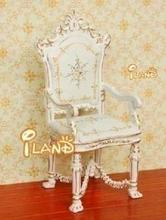 Dollhouse Miniature Furniture Victorian Style Chair JB0035