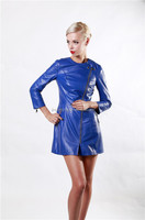 Women Genuine Real Leather Coat & Jacket