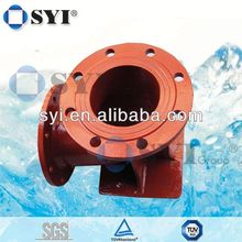 gi pipe fitting iron flange - SYI Group