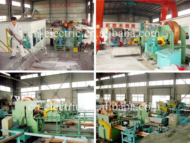Horizontal Copper Strip Continuous Casting Machine With PLC Control
