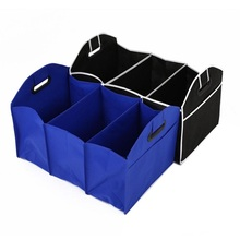 Collapsible Small Vehicle Auto Car Trunk Organizer Storage