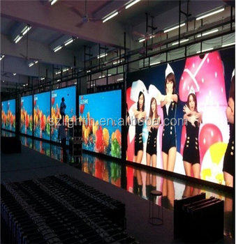 Shenzhen factory rgb fixed installation P5 P6 P8 P10 outdoor led panel