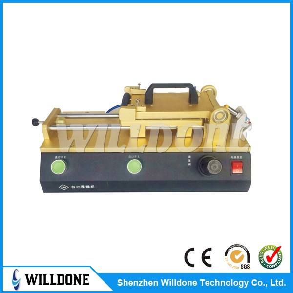 High Precision air compressor OCA & Polarizer film attaching Laminating machine