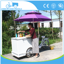 vending bicycle popsicle ice cream cart