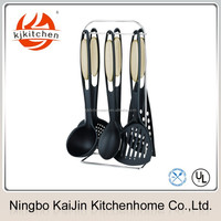 kj-PN610 plastic kitchen utensils nylon tool