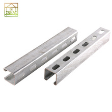 High Quality Customized Stainless Steel Unistrut Channel