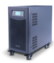 Off Grid PSW Inverter with MPPT Solar and AC charger 3 in one machine, LCD LED display