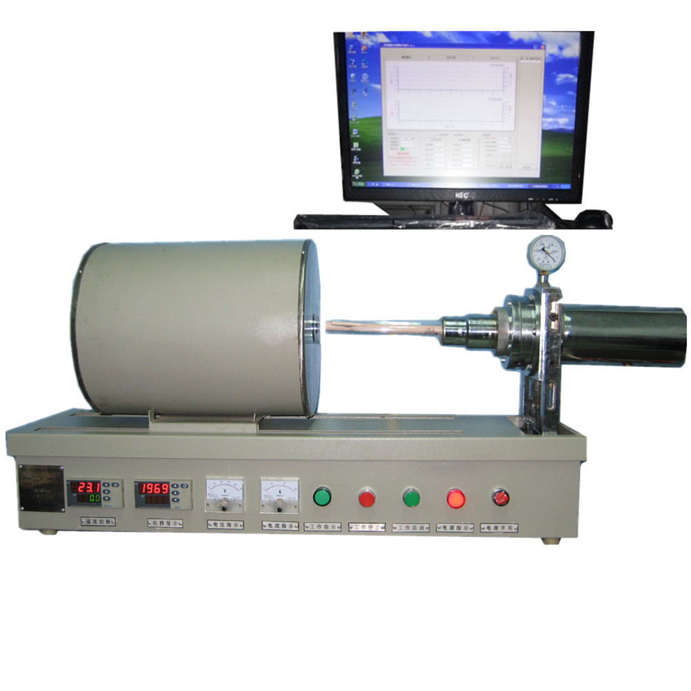 PCY-III Automatic thermal expansion coefficient tester linear dilatometer