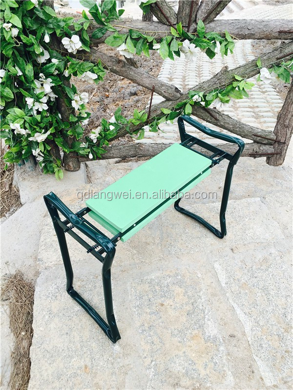 Easy Carrier New Type Kneeler Bench Garden Seat Foldable Buy Garden Seat Foldable Garden Seat