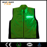 Well Selling New 2015 Self luminous vest