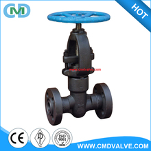 Forged Steel 1/2 inch Class1500 OS Y Flanged RTJ Gate Valves for High Pressure