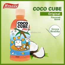 Houssy Organic fruit flaovred healthy and fresh coconut drink