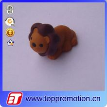 fashion custom lion eraser