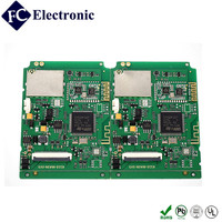 Home appliance Air Purifier PCB, customized PCB Circuit Board air conditioner electronic lcd controller