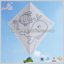 Best Kids gift various diy drawing kite