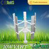 Rated 10W 12V domestic wind generator at low price