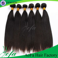 Natural color can de dyed hot sale 100% unprocessed human virgin cheap malaysian hair