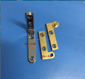 Top quality cnc machining copper hinge parts