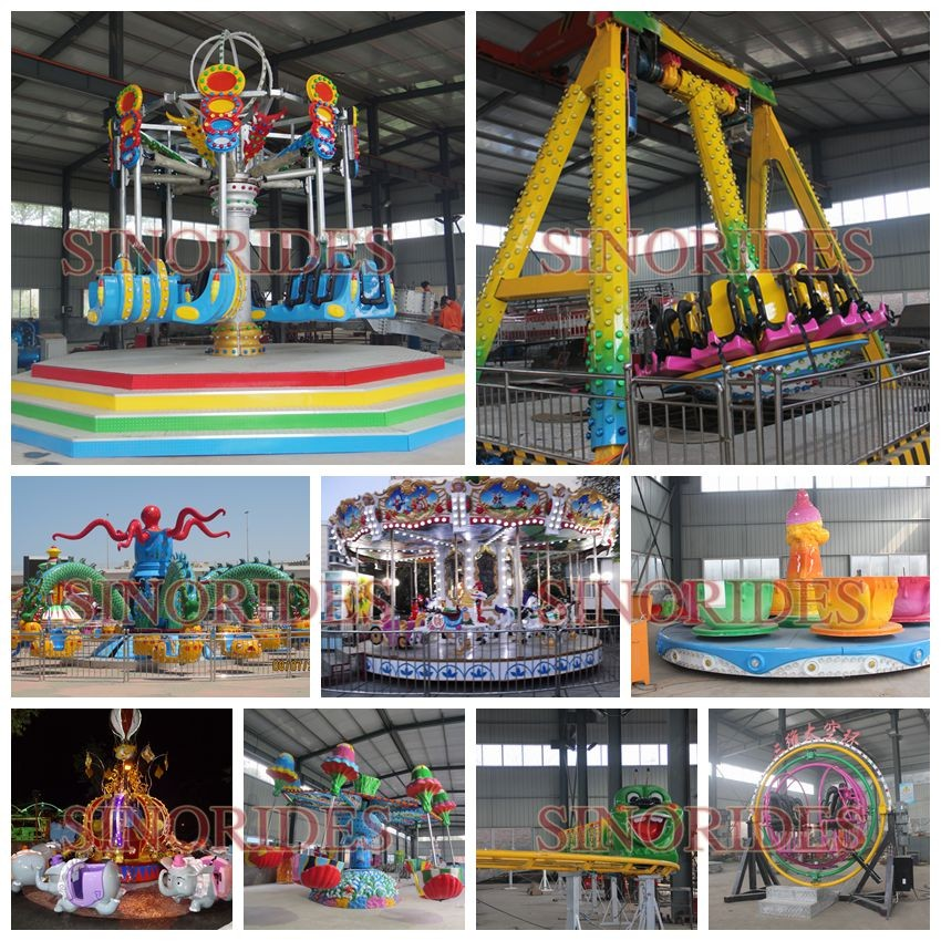 Most popular fun park family rides self-control plane family park rides for sale