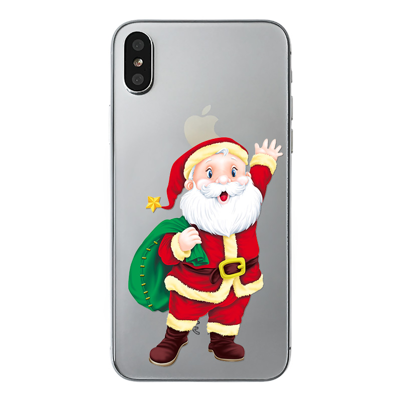 Custom Logo Design Plastic Cell Phone Case for iPhone X mobile phone back cover bag