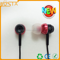 2015 Fancy style new cheap in fashion logo option earphone