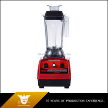 2.5L red strong power high performance BLENDER/industrial food blender