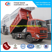 Dongfeng 40 ton sand tipper truck for sale