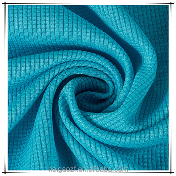 Polyester Jacquard Air Mesh Fabric With Coolmax