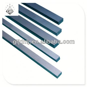 Sintering grate bar for sinterwith pure raw material