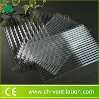 Factory Price double wall polycarbonate sheet for greenhouse