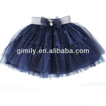 kid clothing cute baby and young girl mini lace skirt mini skirts for little girls mesh skirt
